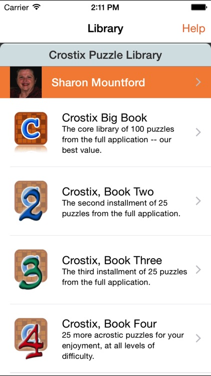 Crostix Free screenshot-3