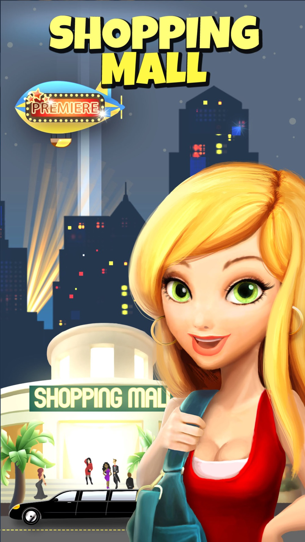 Fashion Shopping Mall — The Dress Up Game
