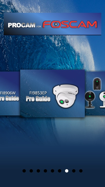 Foscam Wireless Series of IP Cameras screenshot-3