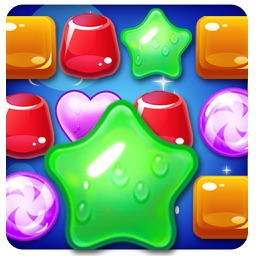 Candy Star-match 3 puzzle game