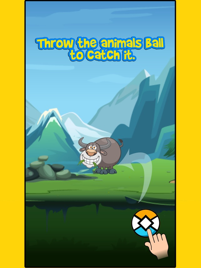 animal go find and catch animon edition on the app store