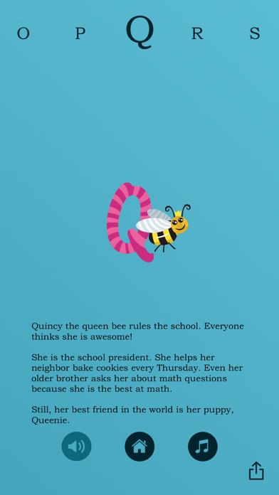 """Z"" Is For Zebra: An Animated Alphabet Book screenshot four"