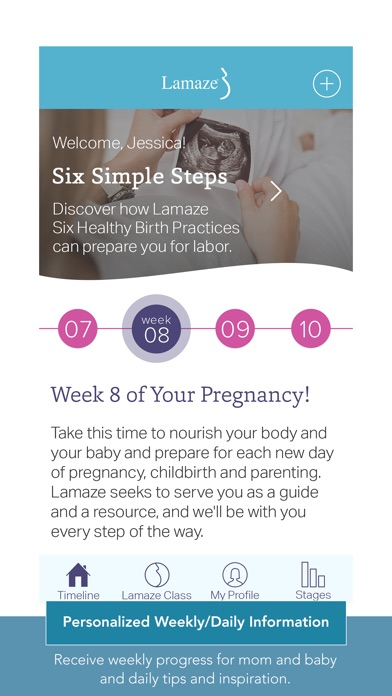 download Pregnancy to Parenting apps 2