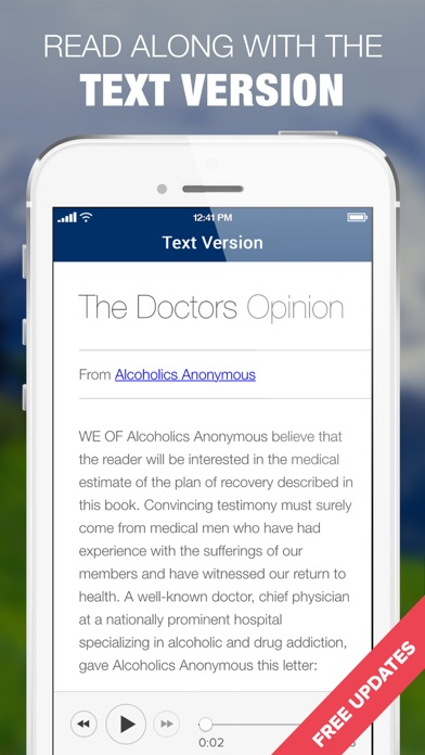 AA Big Book Audio from Alcoholics Anonymous Sober-4