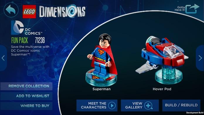 LEGO® Dimensions™ Screenshot
