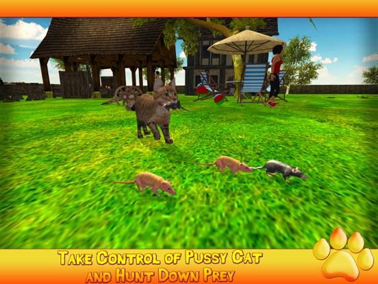 Скачать Котенок Cat 3D симулятор - игры Best Cat Mouse