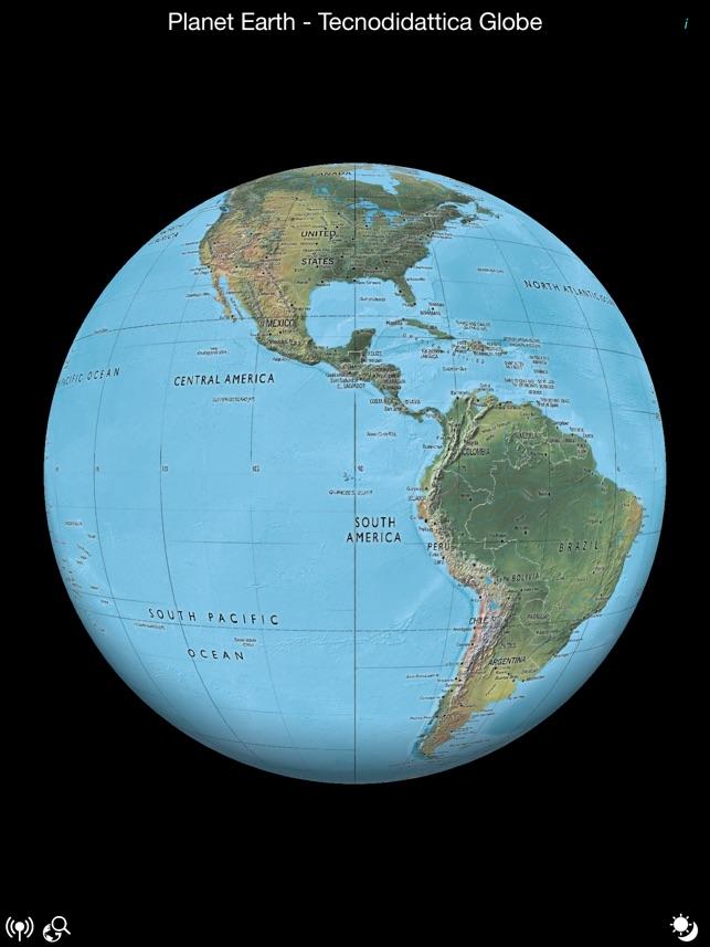 Tecnodidattica planet earth en app store capturas de pantalla del ipad gumiabroncs Image collections