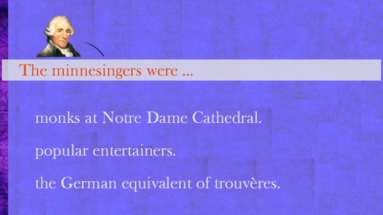 Music History Flashcards screenshot-3