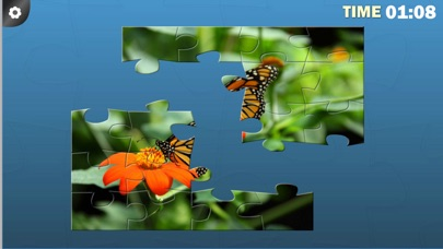 Jigsaw Tablet - fun puzzles Скриншоты7