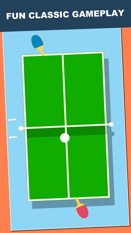 Ping Pong Touch - Simple Table Tennis Free