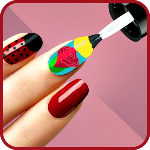 Nail Art Ideas And Step By Step Nail Painting Lessons By Shamil