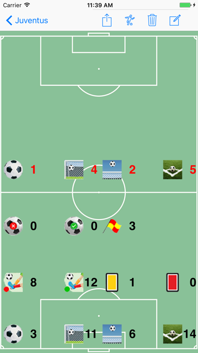 iSoccer Scout screenshot four