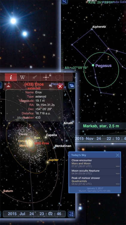 Redshift - Astronomy screenshot-2