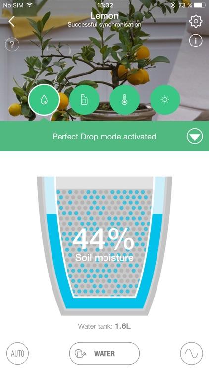 Parrot Flower Power screenshot-3