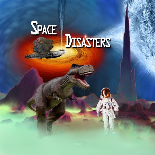 Space Disasters Sticker Pack