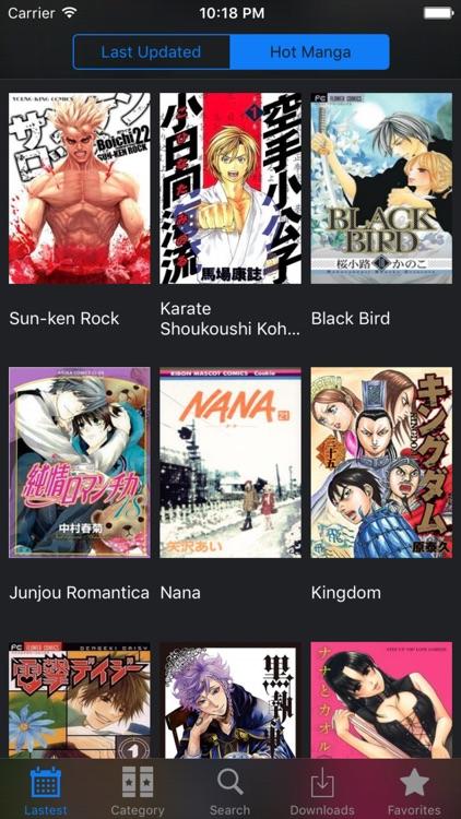 Manga Eden - Manga & Comic Reader Online, Offline