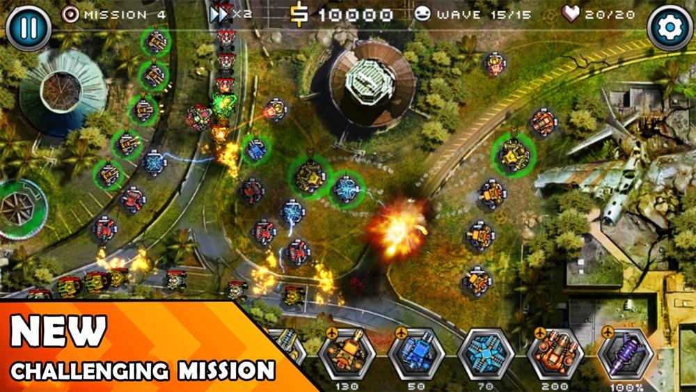 Tower Defense Zone 2 hack tool
