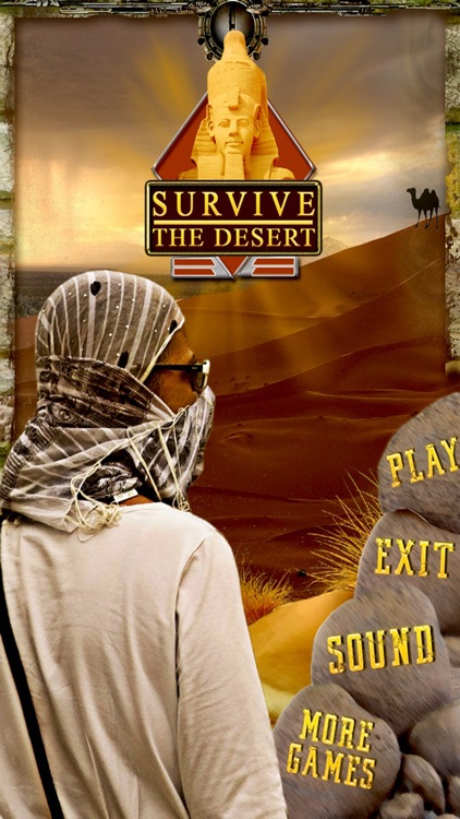 Hidden Object Games Survive the Desert screenshot-4