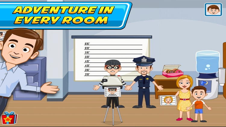 My Town : Police screenshot-2