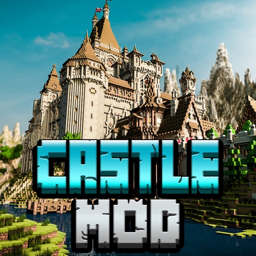 CASTLE MOD FREE for Minecraft PC Pocket Guide Edition