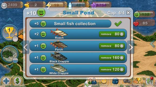 Fishing paradise 3d on the app store solutioingenieria Image collections