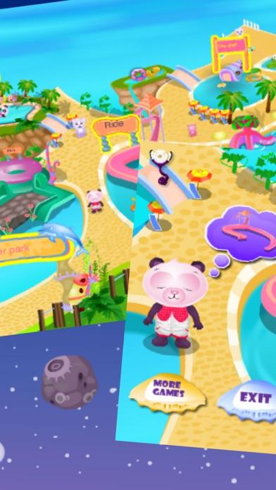 欢乐水世界:0_4岁益智免费游戏 screenshot one