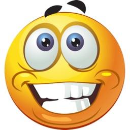 Yellow Smiley - 200+ emoji, sticker for iMessage