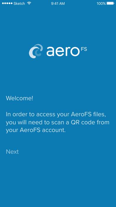 点击获取AeroFS