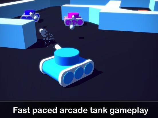 Screenshot #4 pour Tiny Tanks!