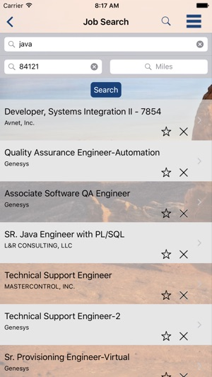 Utah jobs on the app store screenshots publicscrutiny Choice Image