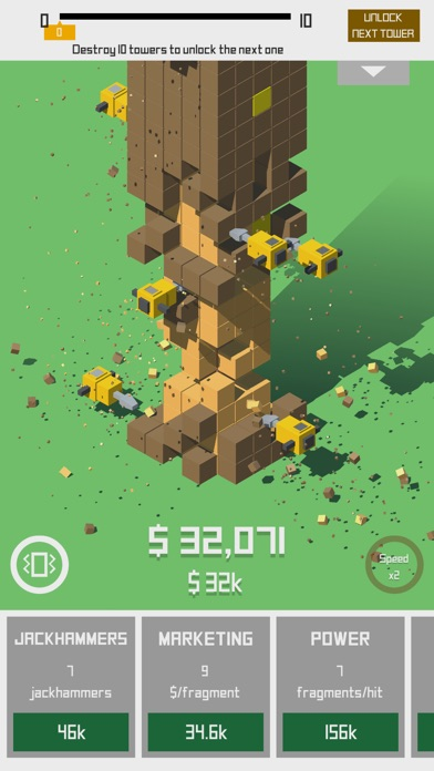 Jackhammer Tower Screenshot 3
