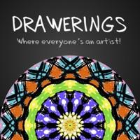 Codes for Drawerings - Mandala Kaleidoscope Drawings! Hack