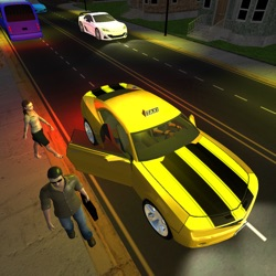 Extreme Taxi Driving Simulator
