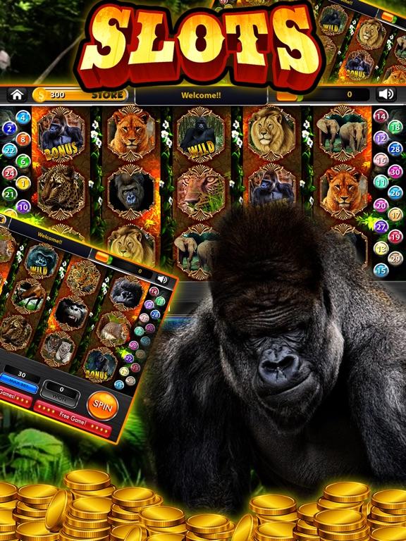 Gorilla slot machine trucchi