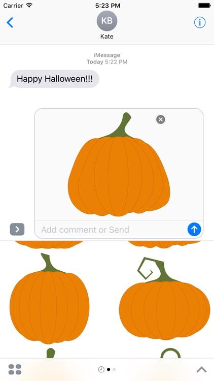 Pumpkin Carver Sticker Pack