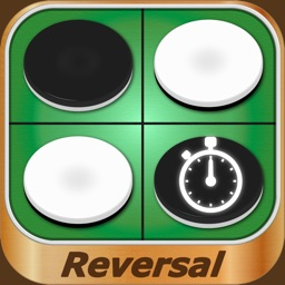 Quick Reversal - Strategy board game Othello.