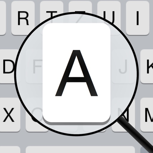 ReadableKeys Keyboard Extension