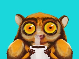 Put more fun into your conversations with these hilarious Lemur Talk stickers by Inno Studio