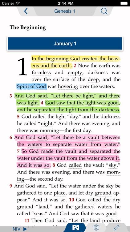 Streams in the Desert Bible screenshot-4