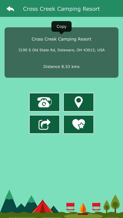 Camping in Ohio screenshot-4