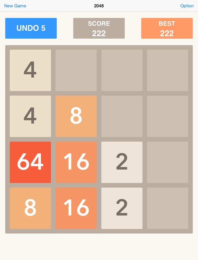 2048 Pro with UNDO, Number Puzzle Game HD on the App Store