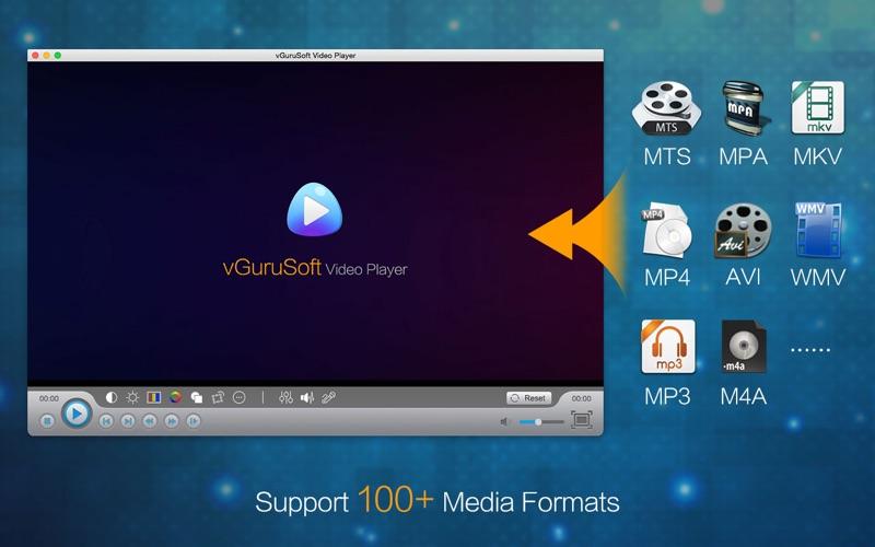 Video Player vGuru: Play Movie DMG Cracked for Mac Free Download