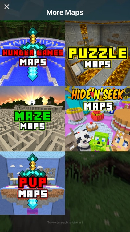 Puzzle Maps for Minecraft PE - The Best Maps for Minecraft Pocket Edition screenshot-2