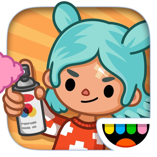 Toca Life: After School app for iphone