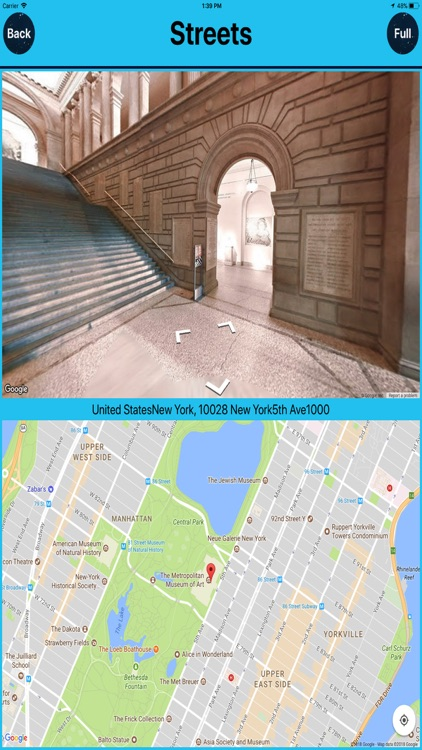 Metropolitan Museum NY USA screenshot-3