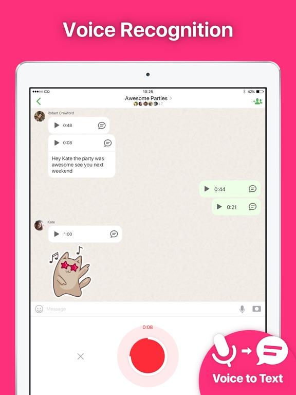 ICQ – Video Calls & Chat App Screenshots