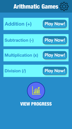 Maths Game - All Arithmatic & timed challenge on the App Store