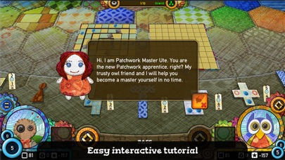 Screenshot #10 for Patchwork The Game