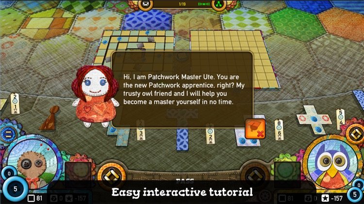 Patchwork The Game screenshot-4