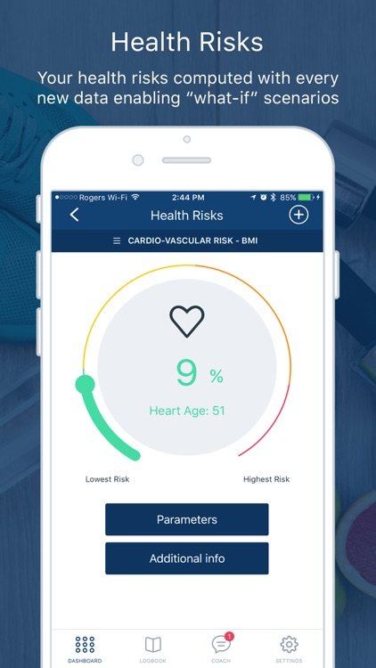 Tactio Health: My Connected Health Logbook